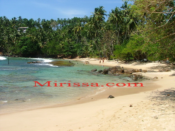 Mirissa Beach West